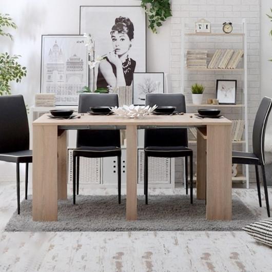 Tavolo consolle allungabile 3 metri Solaria Gihome ®