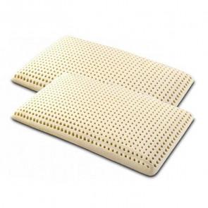 Coppia cuscini saponetta in lattice Latex