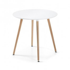 Tavolo legno rotondo Wad