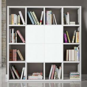 Libreria moderna Kubic 13