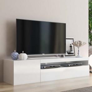 Mobile TV Light Small Gihome ® bianco