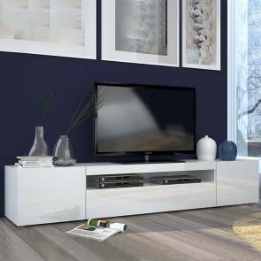 Mobile TV Light Big Gihome ® bianco