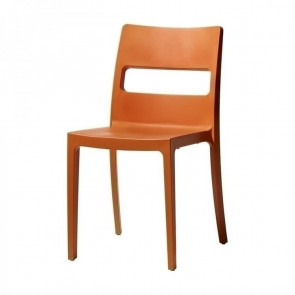 Sedia Sai arancio Scab Design