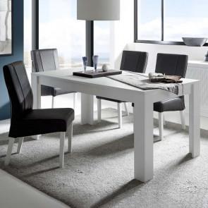 Tavolo legno Sky bianco 180x90 cm