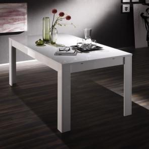 Tavolo Amalfi bianco lucido 180 cm