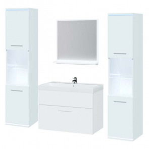 Mobile bagno Dexi bianco opaco