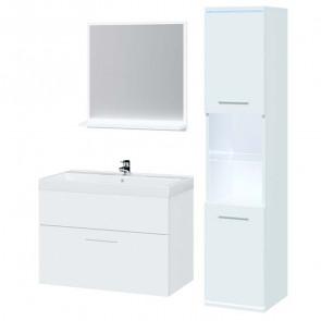 Mobile bagno Spem bianco opaco e lucido