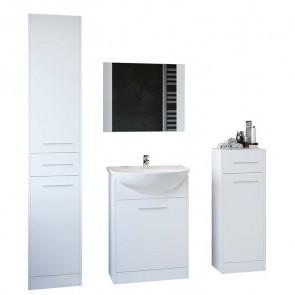 Mobile bagno Luxer bianco