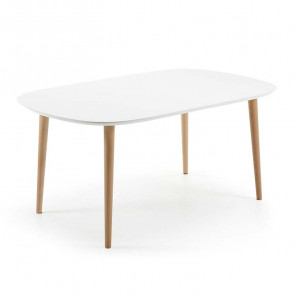 Tavolo Oqui 160 bianco