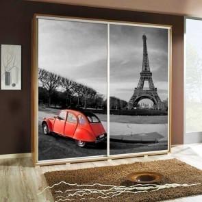 Armadio 2 ante scorrevoli Eliot 205 Parigi