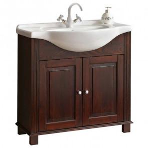 Mobile bagno Waco 85 legno naturale