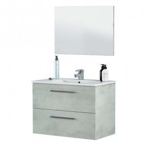 Mobile bagno Oscar base + specchio + lavabo