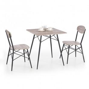 Set tavolo e 2 sedie Pub