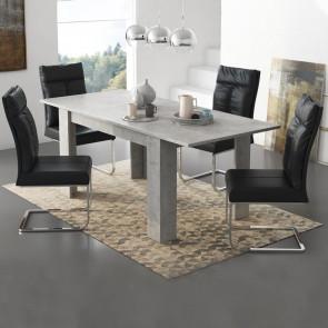 Tavolo allungabile Bob Gihome ® cemento