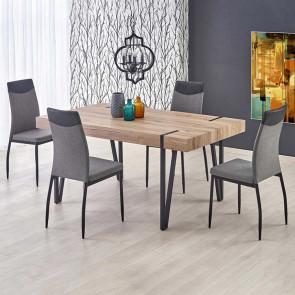 Tavolo Magnolia Gihome ® rovere san remo