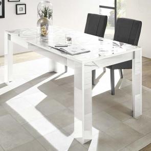 Tavolo Prisma bianco 180 cm