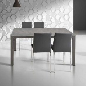 Tavolo allungabile Mark Gihome ® rettangolare 120x80