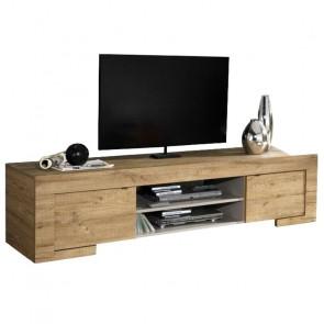 Mobile TV Milano in legno