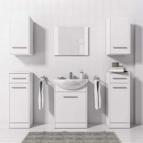 Mobile bagno Jaster bianco opaco
