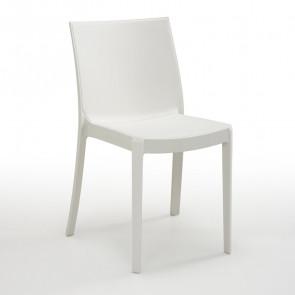 Set 6 sedie Olbia bianco