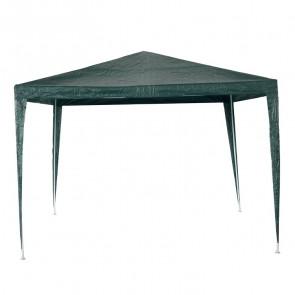 Gazebo Verde 3 x 3 acciao telo 110 gr/m²