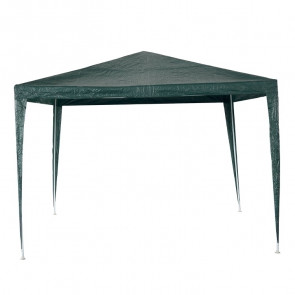 Gazebo Verde 3 x 4 acciao telo 110 gr/m²