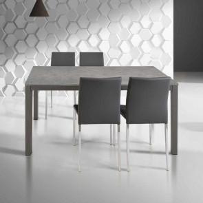 Tavolo allungabile Mark Gihome ® rettangolare 140x80