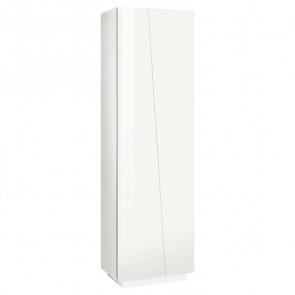 Colonna Candia Gihome ® 2 ante bianco lucido