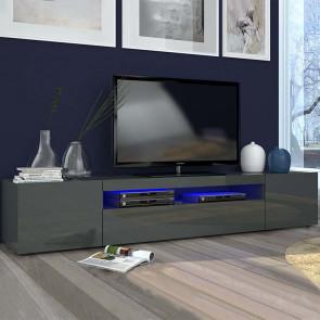 Mobile TV Light Big Gihome ® antracite