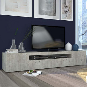 Mobile TV Light Big Gihome ® cemento