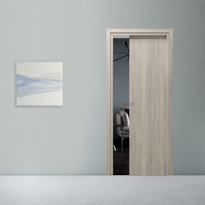 Porta interna Bolema scorrevole scomparsa 70 x 210 corda