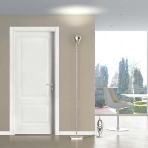 Porta interna King battente 70 x 210 bianco laccato