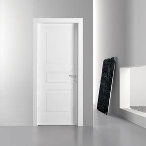 Porta interna Maica battente 70 x 210 bianco laccato