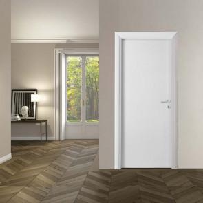 Porta interna Greta battente 70 x 210 bianco