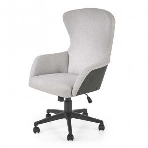 Sedia ufficio Revo tessuto grigio moderna